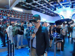 Fuarın en gözde teknolojisi 3D ürünlerdi